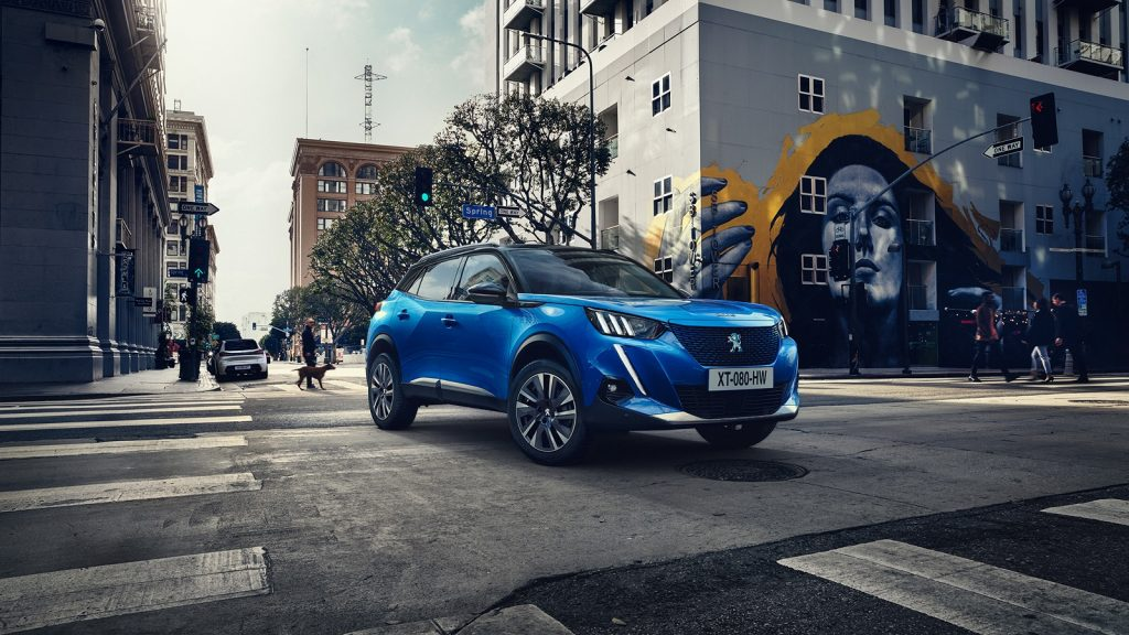 Peugeot 2008 SUV South Africa Car of the Year winner