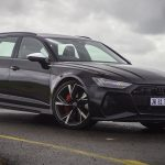 Audi RS6 Avant performance South Africa