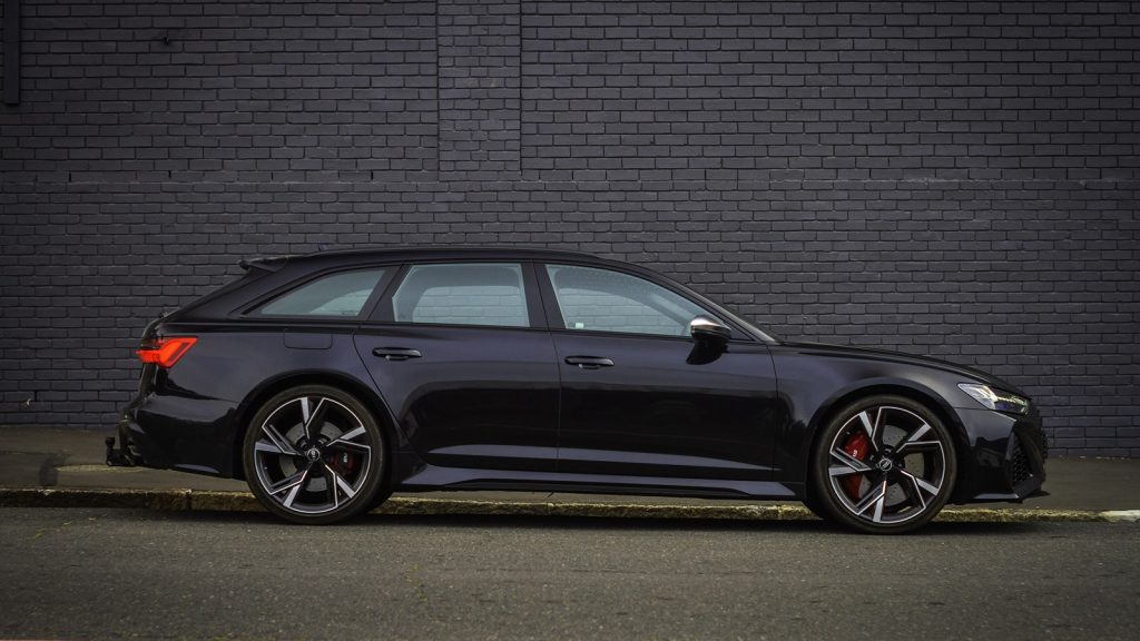 Audi RS6 Avant performance station wagon South Africa