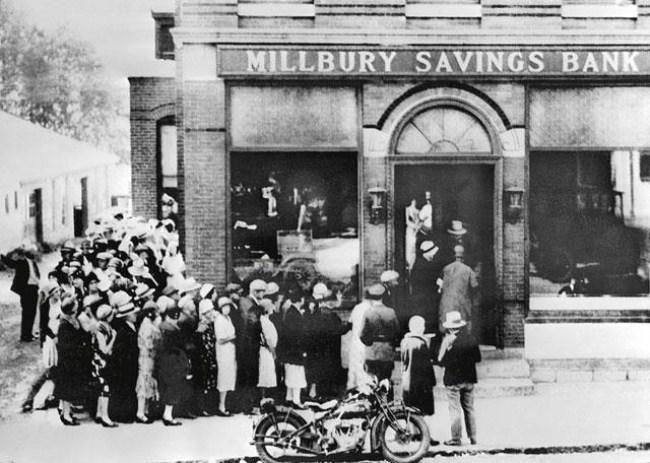 1920s bank run