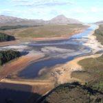 Cape Town Steenbras dam 27 April 2017