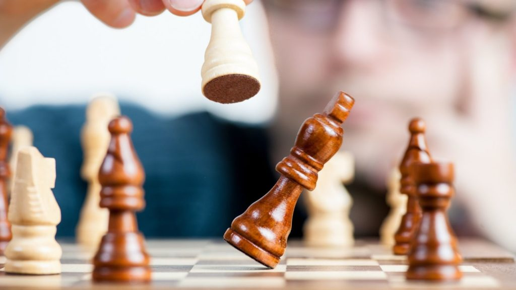 digital transformation chess strategy