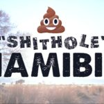 shithole namibia youtube video ees