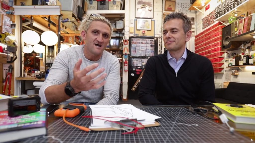 casey neistat interview youtube