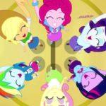 my little pony equestria girls valentine's day hasbro youtube