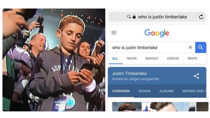 selfie kid superbowl 52 meme
