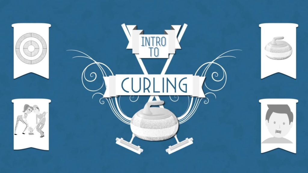 youtube guide to curling
