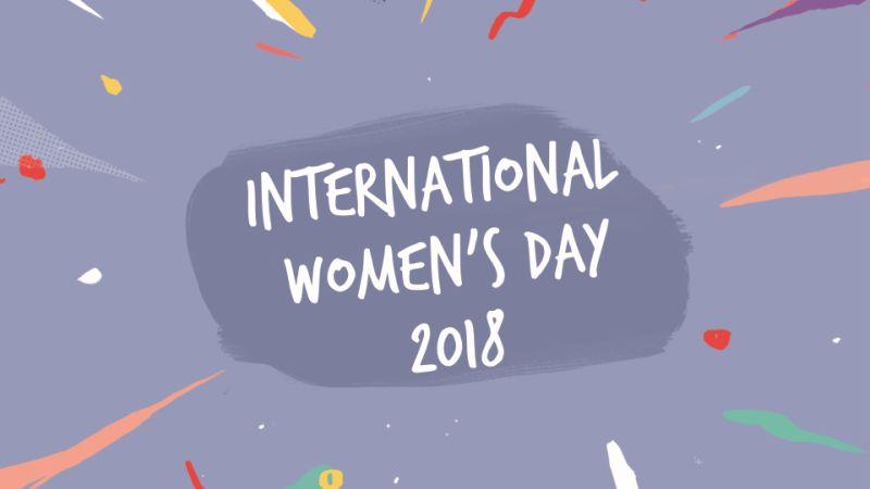 facebook international women's day feature 2018