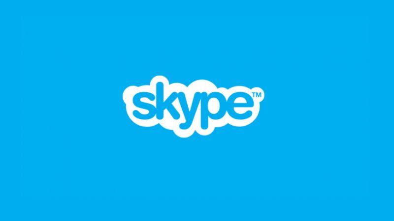 skype logo microsoft