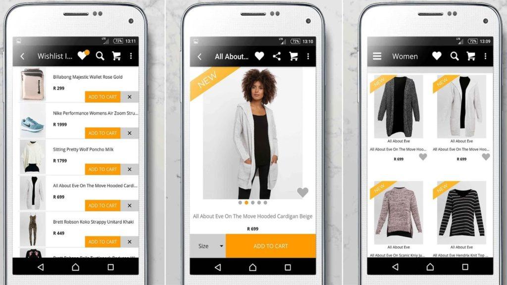 zando android app