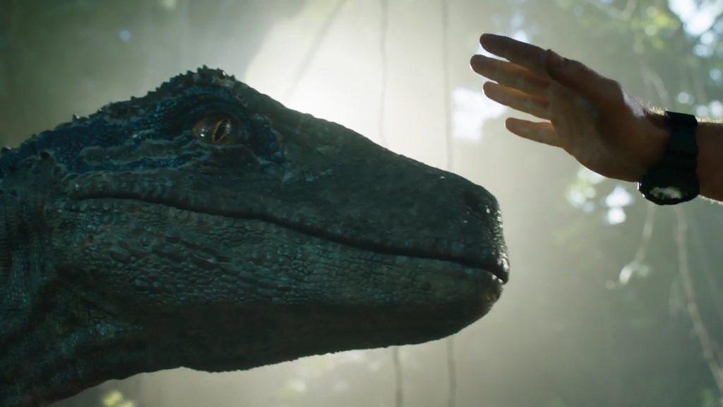 Jurassic World fallen world trailer 1