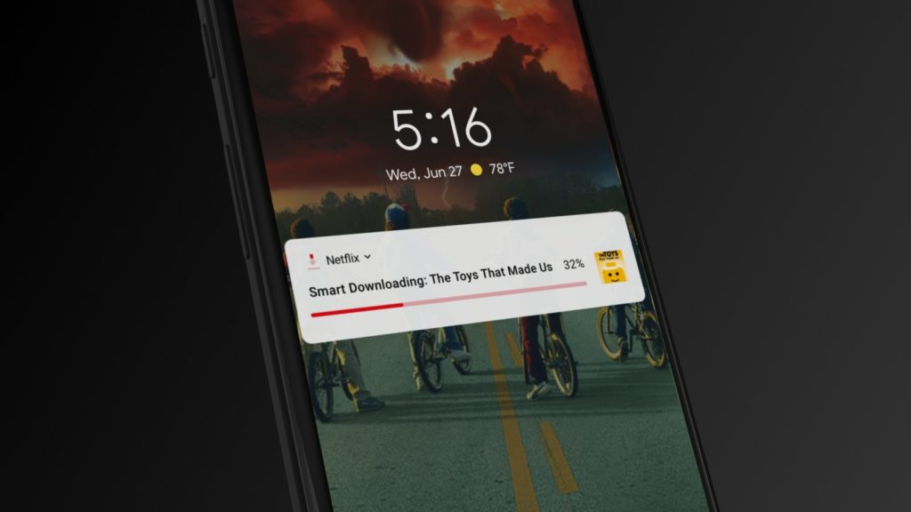 netflix smart download feature 1