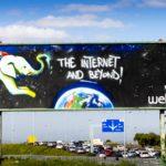 johannesburg falko webafrica rocket ellie elephant billboard joburg