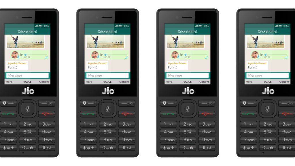 WhatsApp may soon be coming to your KaiOS feature phone