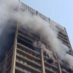 johannesburg cbd fire joburg public safety twitter