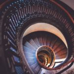 lead generation funnel staircase pixabay