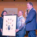 Nelson Mandela handprint lithograph auction feature