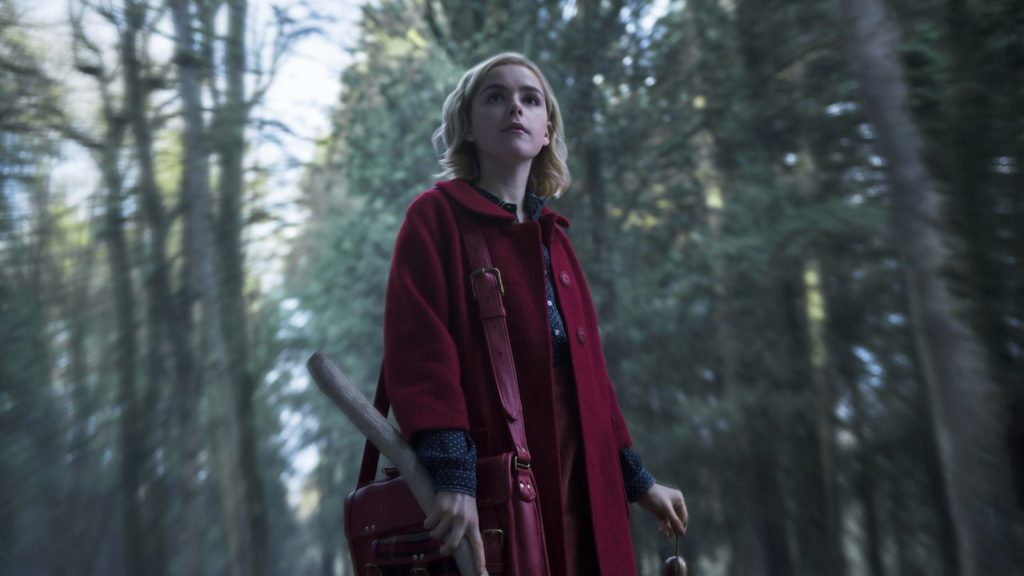 chilling adventures of sabrina blurry shot 1