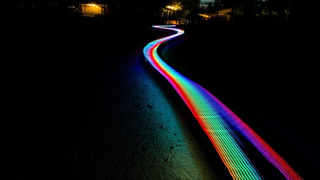 lifi led lights tobias carlsson unsplash