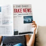fake news brand reputation pexels