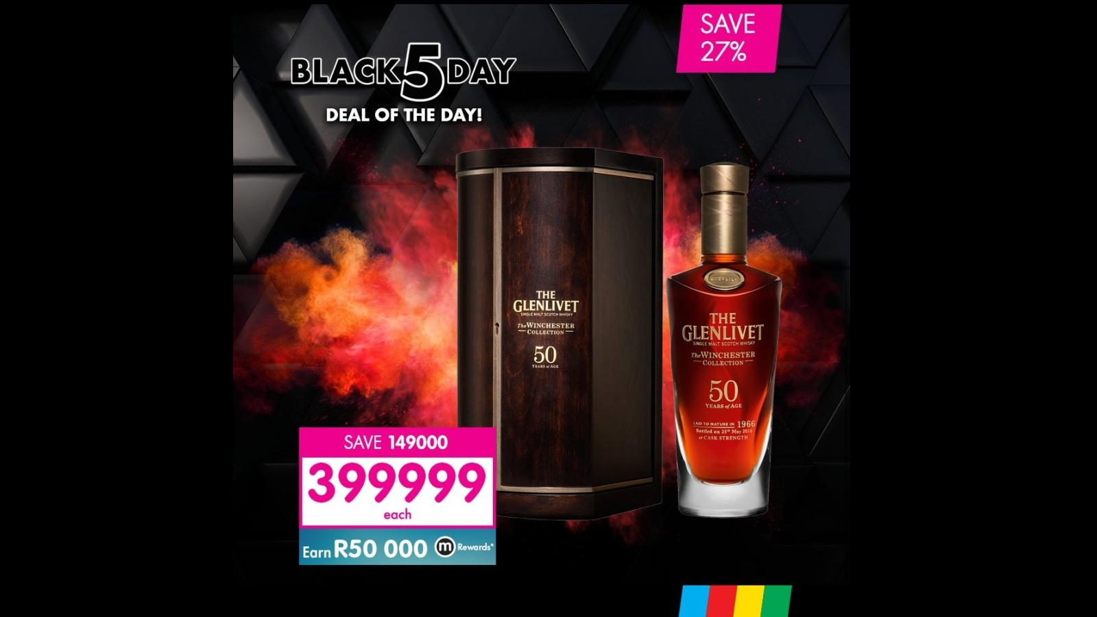 Craziest Black Friday Deal Makro Offers R150k Off This Whisky