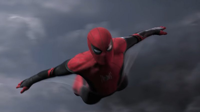 spider man far from home trailer 1