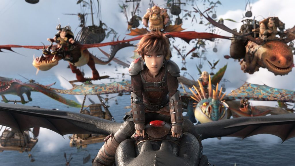 how to train your dragon hidden world 2