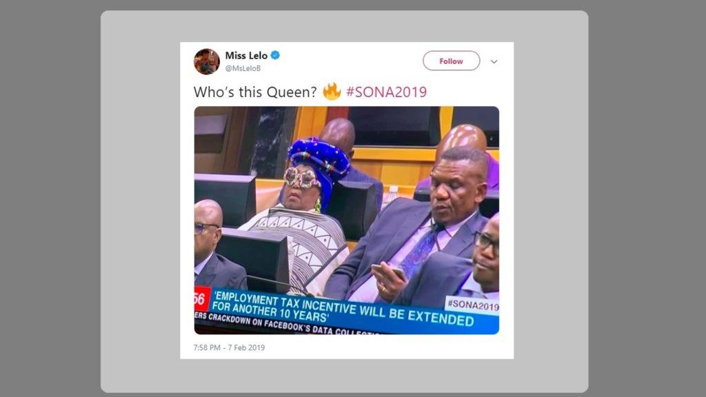 sona 2019 lelob twitter