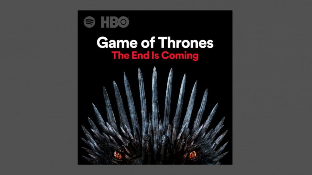 Game of Thrones inspired Spotify playlist includes clues for