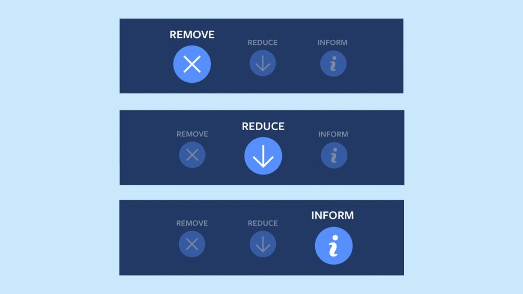 Facebook makes changes to its 'remove, reduce, inform' strategy