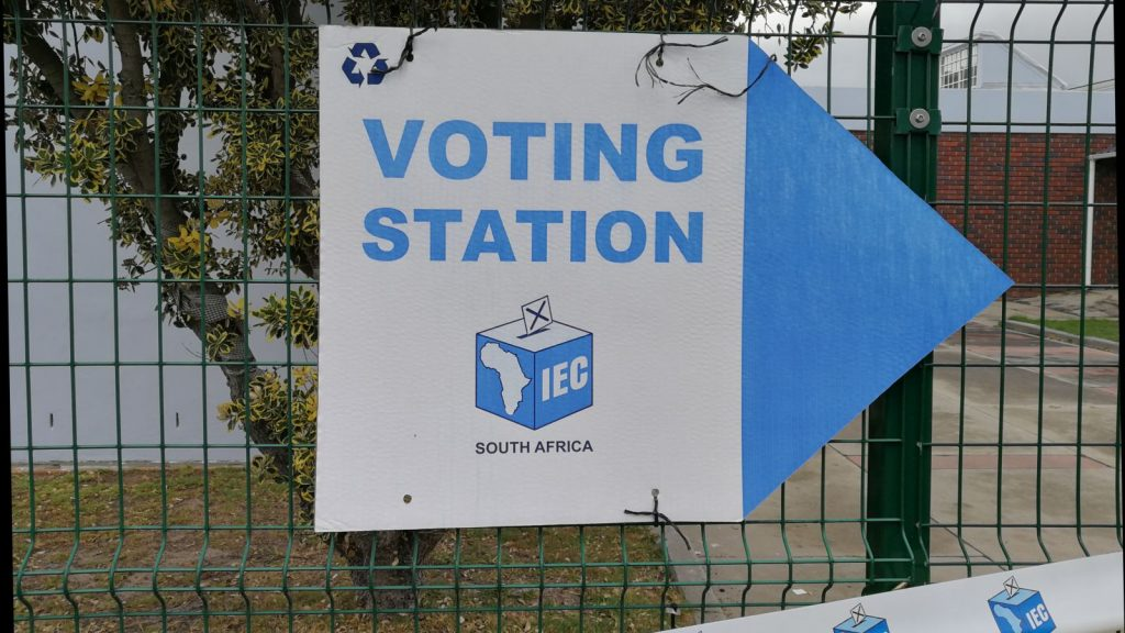 iec 2019 south africa elections