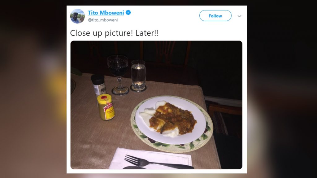 tito mboweni lucky star stew