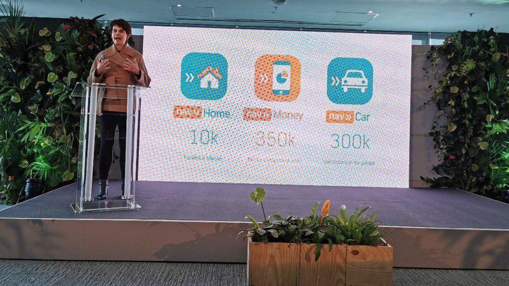 fnb banking app nav savings health