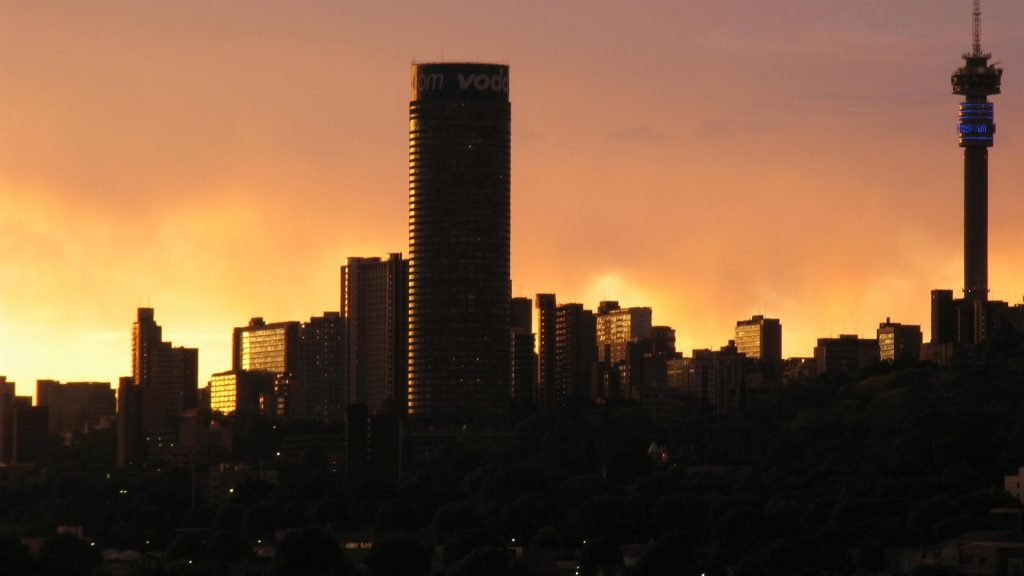 johannesburg gauteng skyline nico roets flickr