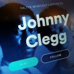 johnny clegg music spotify