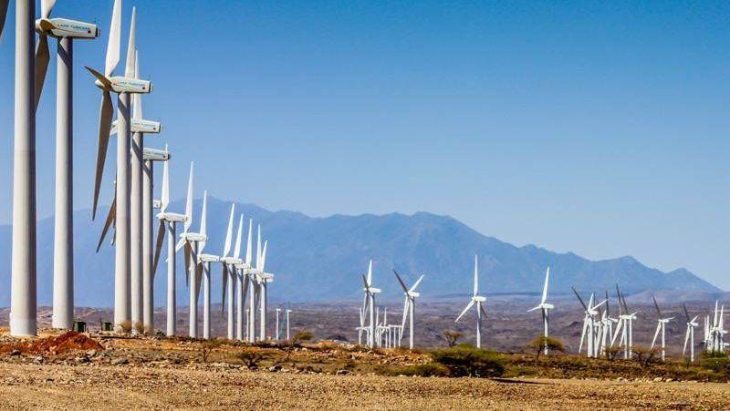 lake turkana wind power project kenya