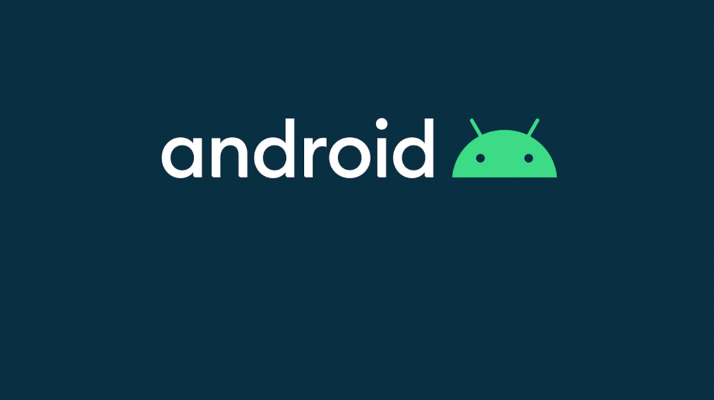 google android rebrand, android 10