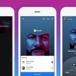 spotify facebook messenger preview