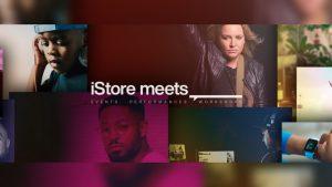 iStore meets