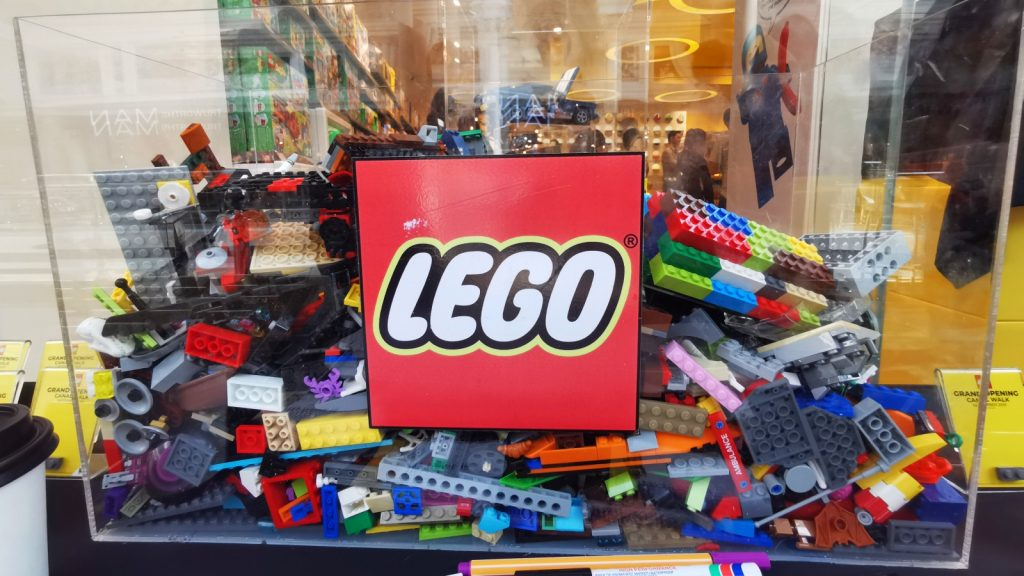 Lego Canal Walk Launch
