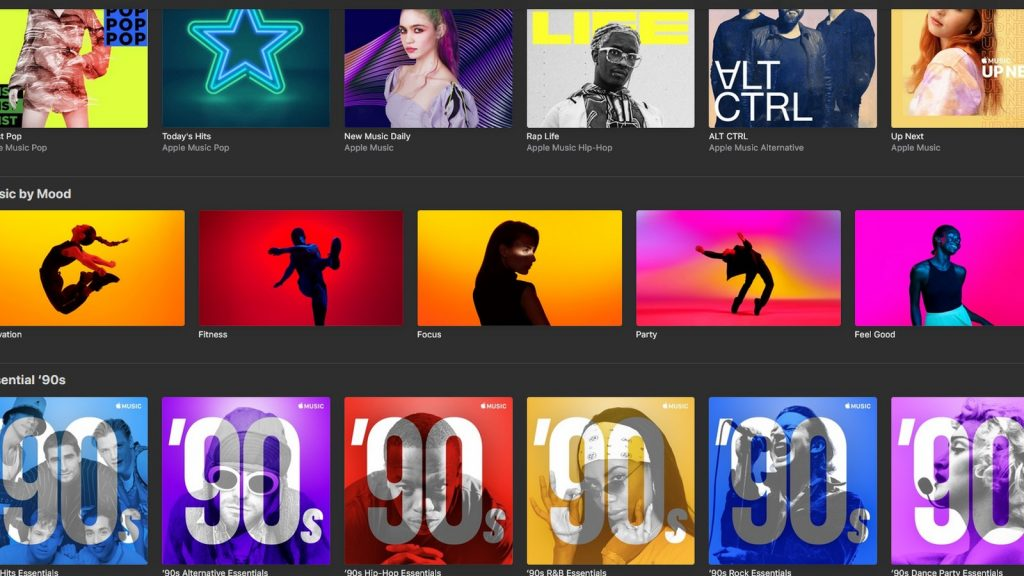 Apple Music (beta) is now accessible through your web browser
