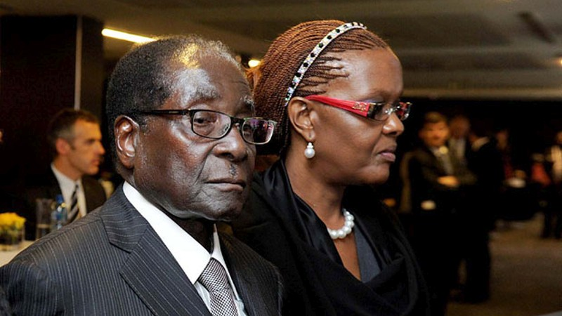 robert mugabe nelson mandela funeral 2013 government za flickr