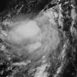 tropical storm karen us naval researrch lab