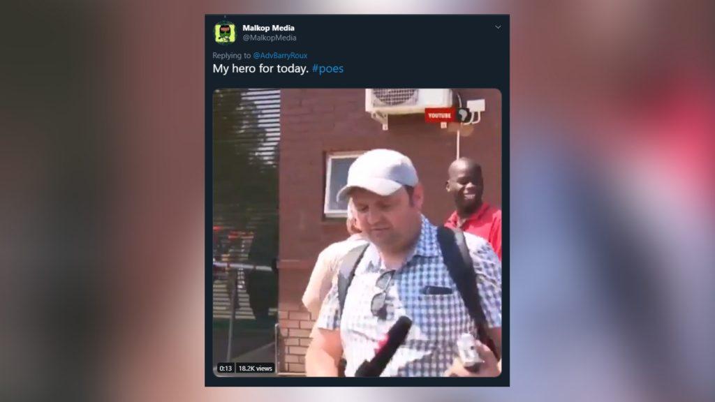 Julius Malema twitter
