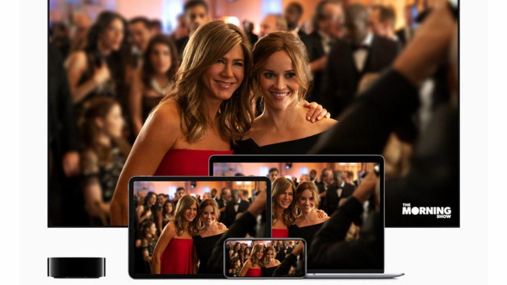Apple TV+ launch