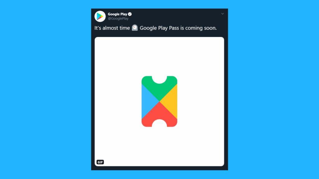Google Play Pass release