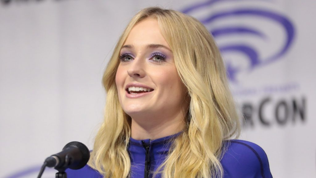sophie turner wondercon 2019 gage skidmore flickr