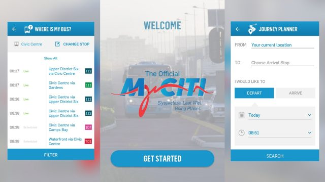 MyCiti App review