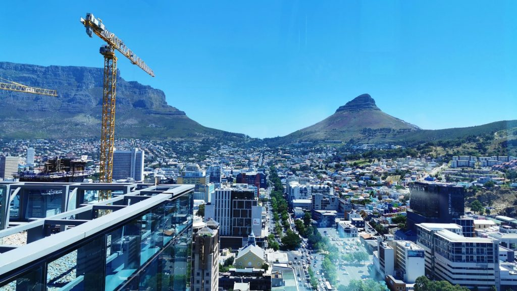 cape town apps 2019 table mountain lion's head fire
