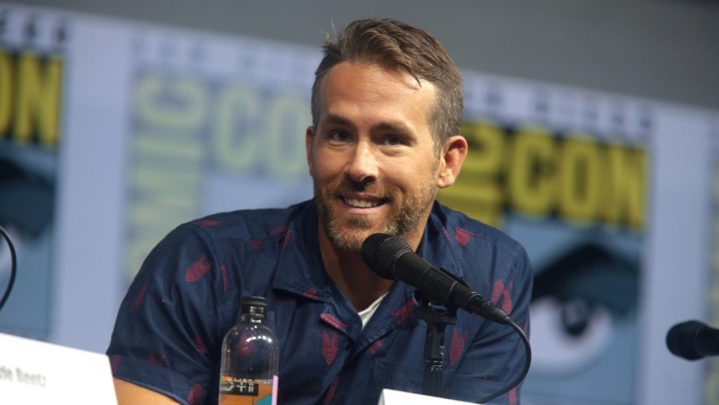 ryan reynolds mint mobile comic con gage skidmore